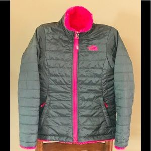 Reversible The North Face jacket
